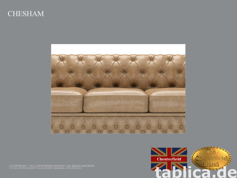 Chesterfield sofa 4 os Chesham  1