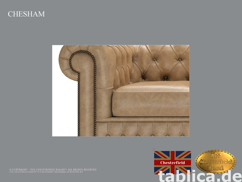 Chesterfield sofa 4 os Chesham  2