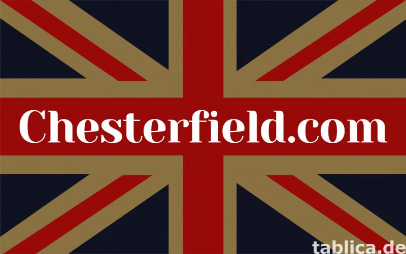 Chesterfield sofa 1 os Brighton Basic Lux 1