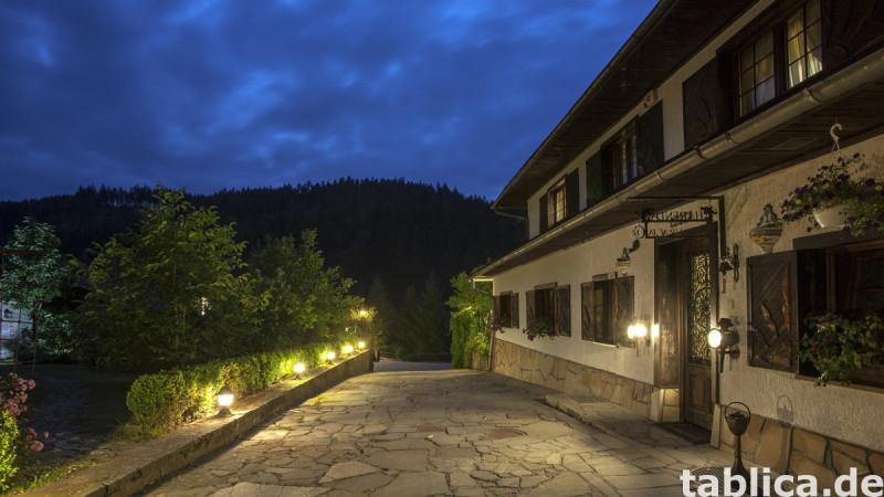 Kompleks hotelowy nad potokiem GÓRY SOWIE  0