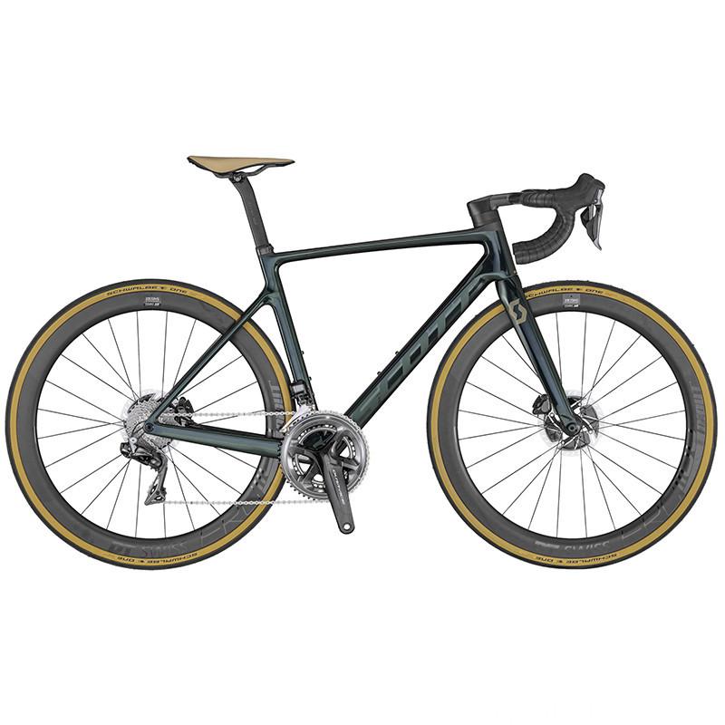 2020 Scott Addict Rc Premium Road Bike (IndoRacycles) 0