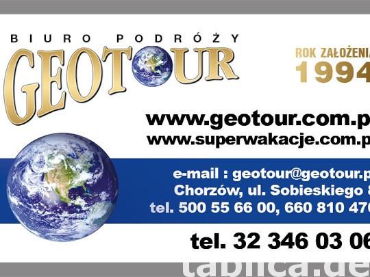 Bilety autokarowe do Niemczech! Biuro Podróży Geotour 1
