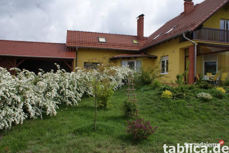 Bezpośrednio sprzedam komfortowy dom- Turawa Marszałki  0