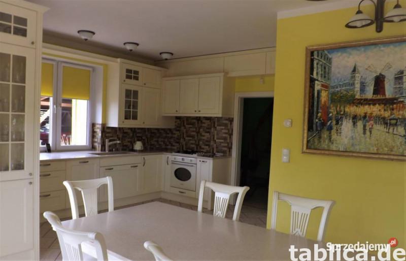 Bezpośrednio sprzedam komfortowy dom- Turawa Marszałki  3