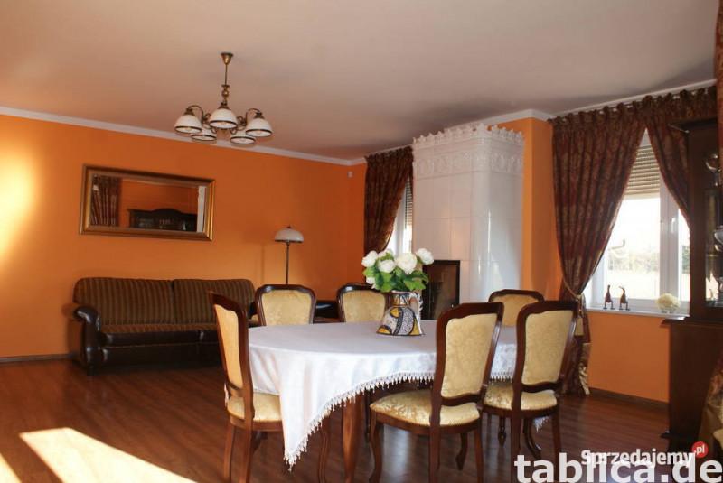 Bezpośrednio sprzedam komfortowy dom- Turawa Marszałki  5