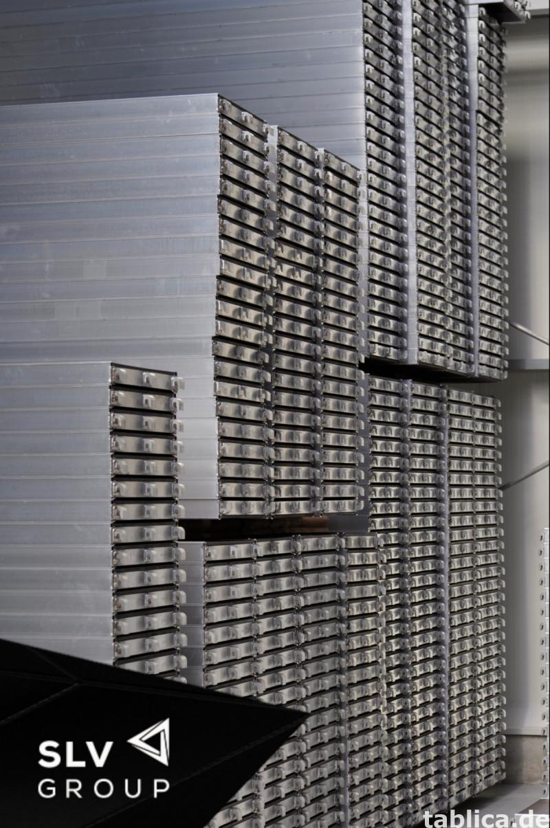 Rusztowanie Baumann podesty stalowe 1000m2 9