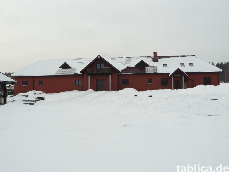 2 Ekskluzywne domy 1102m2 na działce 17000m2 tylko 500 EUR m 17