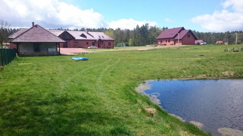 2 Ekskluzywne domy 1102m2 na działce 17000m2 tylko 500 EUR m 39