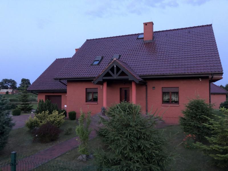 2 Ekskluzywne domy 1102m2 na działce 17000m2 tylko 500 EUR m 1