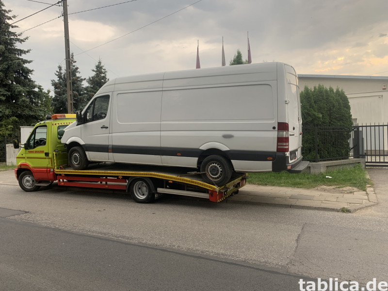 Renault Mascott Autolaweta Laweta DMC3500 2002r. 2.8 najazd 6