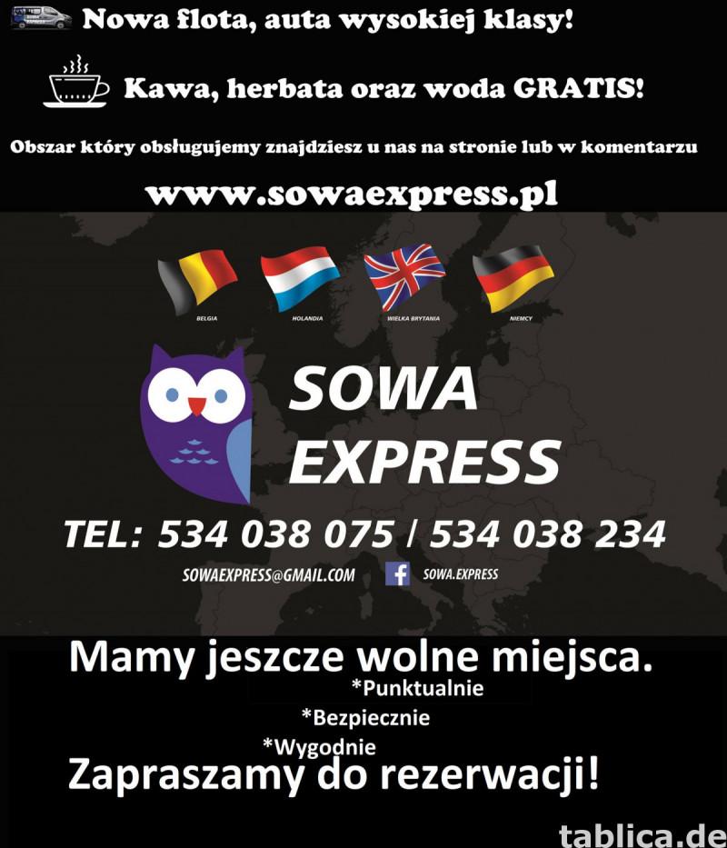 CODZIENNE WYJAZDY POLSKA - NIEMCY-HOLANDIA- BELGIA 0